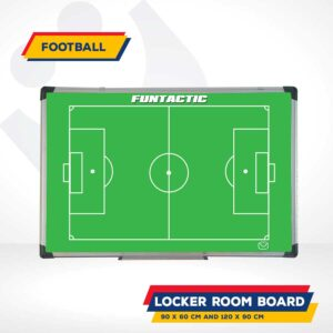 locker room board football