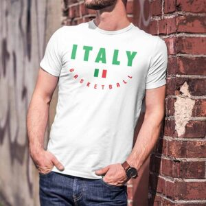 t-shirt sport italy