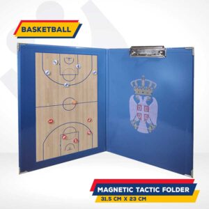 magnetic folder full customize for basketball coach