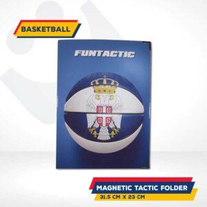 magnetic folder basketball