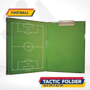 football tactic folder