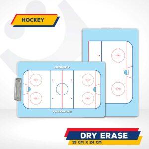 hockey coach board dry erase